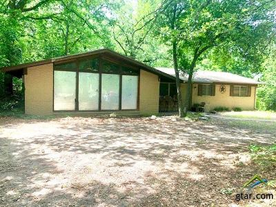 Mineola TX Single Family Home For Sale: $110,000