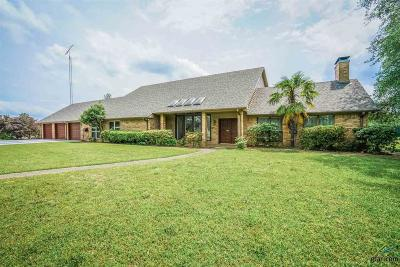 Jacksonville Single Family Home For Sale: 126 County Road 4212