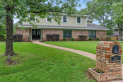 Kilgore Single Family Home For Sale: 28 Rim Road