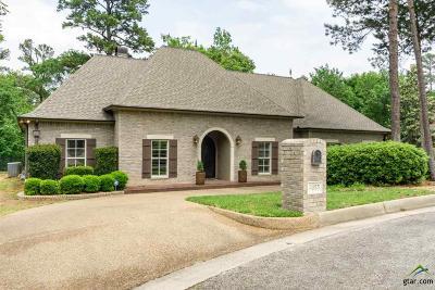 Tyler Single Family Home For Sale: 4085 Stonegate Blvd