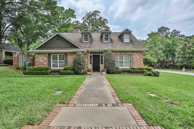 Tyler Single Family Home Contingent - Active: 6003 Redcoat