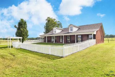 Bullard Single Family Home For Sale: 20795 Bain Hill