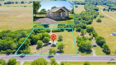 Yantis TX Single Family Home For Sale: $189,500