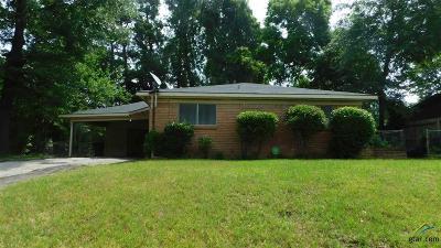 Tyler Rental For Rent: 407 N. Parkdale