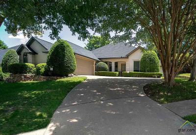 Tyler Single Family Home For Sale: 7606 Abbeywood Ct.