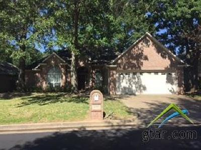 Tyler Single Family Home For Sale: 5707 Thomas Nelson