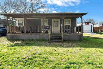 Longview Single Family Home For Sale: 1004 Spring Street