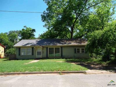 Jacksonville Single Family Home For Sale: 645 Madison