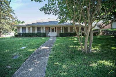 Tyler Single Family Home For Sale: 717 Meadow Creek Dr.