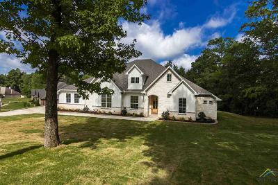 Tyler Single Family Home For Sale: 9437 Cherokee Trl