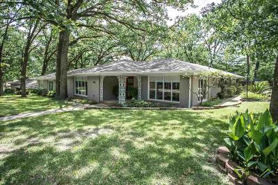 Tyler Single Family Home For Sale: 3227 Birdwell