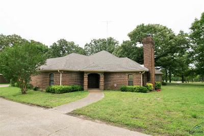 Grand Saline Single Family Home For Sale: 301 Vzcr 1711