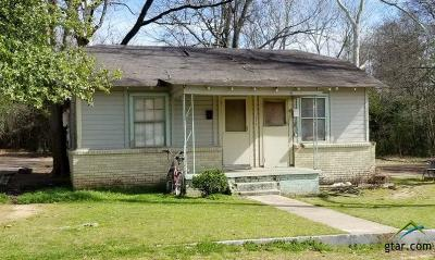 Longview Multi Family Home For Sale: 402 Davis