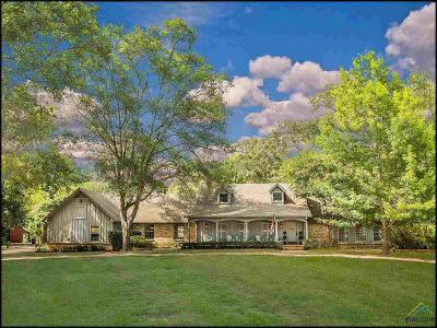 Tyler Single Family Home For Sale: 922 Cumberland Road