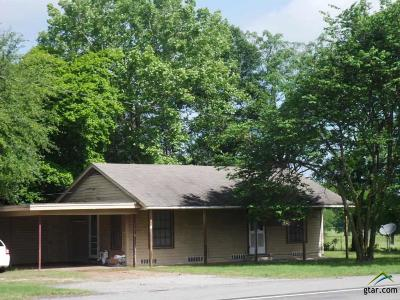 Quitman Single Family Home For Sale: 1415 N State Highway 37