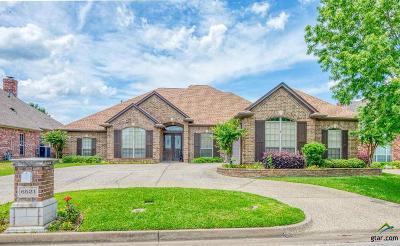 Tyler Single Family Home For Sale: 6521 Salisbury Lane