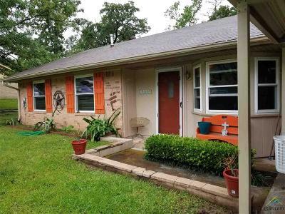 Tyler Single Family Home For Sale: 3407 Jackson Ave