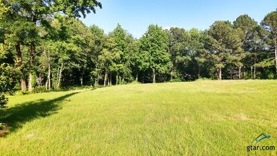 Tyler Residential Lots & Land For Sale: 5910 Covey Ln
