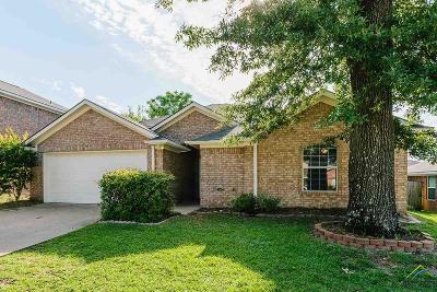 Tyler Single Family Home For Sale: 5626 Reagan St