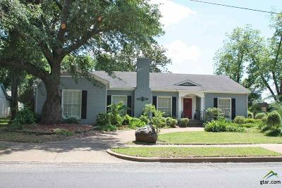 Tyler Single Family Home For Sale: 311 E 4th (4th)