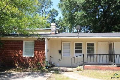 Tyler Multi Family Home For Sale: 1513 S Peach