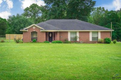 Kilgore Single Family Home For Sale: 580 Oakwood Dr