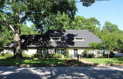 Tyler Single Family Home For Sale: 4607 Barclay