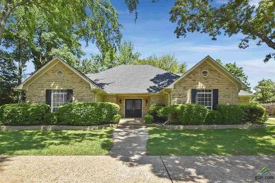 Tyler Single Family Home For Sale: 6902 Hollytree Circle