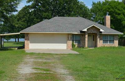 Yantis TX Single Family Home For Sale: $239,000