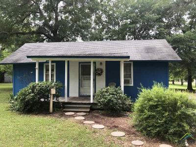 Quitman TX Single Family Home For Sale: $33,000