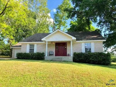 Hawkins TX Single Family Home For Sale: $119,800