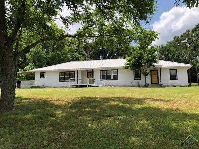 Tyler Single Family Home For Sale: 13769 County Road 431