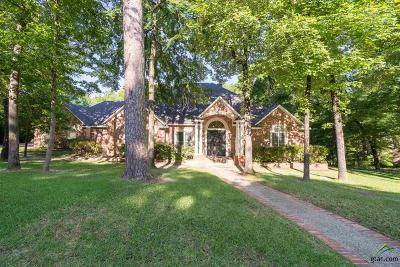Tyler Single Family Home For Sale: 3627 River Oaks