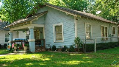 Jacksonville TX Single Family Home For Sale: $59,900