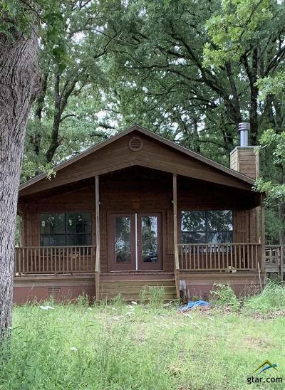 Yantis TX Single Family Home For Sale: $275,000