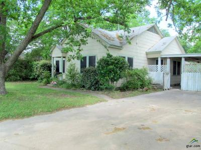 Winnsboro TX Single Family Home For Sale: $71,500