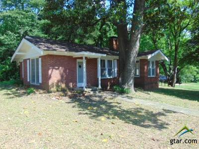 Jacksonville TX Single Family Home For Sale: $85,000