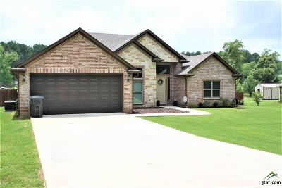 Tyler TX Single Family Home For Sale: $265,850