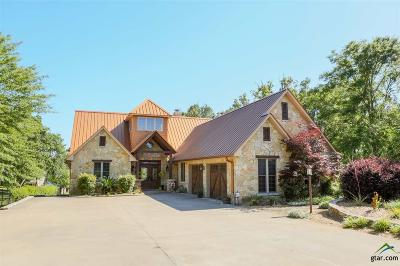 Athens TX Single Family Home For Sale: $749,000
