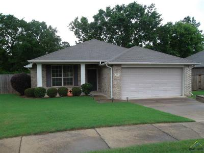 Jacksonville TX Single Family Home For Sale: $129,000