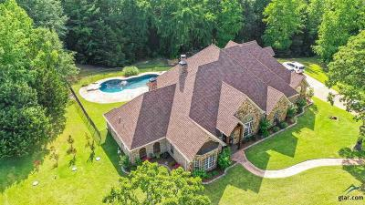 Tyler Single Family Home For Sale: 4165 Cabernet Place