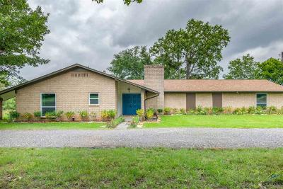 Tyler Single Family Home For Sale: 13018 County Road 1139
