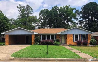 Tyler Single Family Home For Sale: 1328 E Hankerson