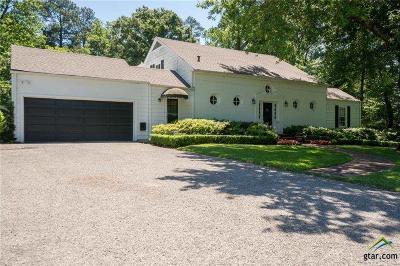 Tyler Single Family Home For Sale: 2402 Old Bullard Road