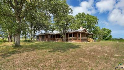 Athens Farm For Sale: 4807 County Road 3923