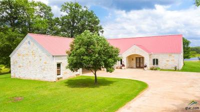 Kilgore Single Family Home For Sale: 4625 County Road 191