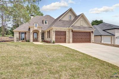 Tyler Single Family Home For Sale: 7330 Crosswater Cove