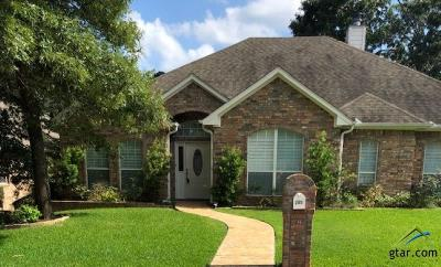 Tyler Single Family Home For Sale: 265 Bunker Dr.