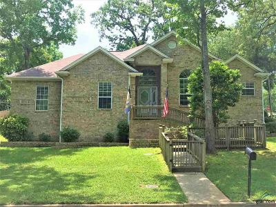 Tyler Single Family Home For Sale: 801 Beth