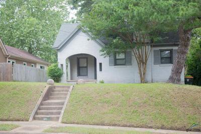 Tyler Single Family Home For Sale: 911 Donnybrook